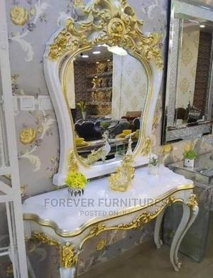 Royal Mirror Console   Home Accessories for sale in Lagos State, Ojodu