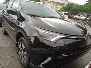 Toyota RAV4 2017 LE FWD (2.5L 4cyl 6A) Gray   Cars for sale in Lagos State, Amuwo-Odofin