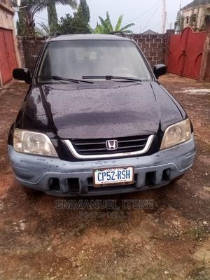 Honda CR-V 1998 2.0 Automatic Black   Cars for sale in Anambra State, Onitsha
