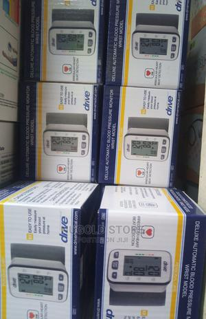 Drive Deluxe Automatic Wrist Blood Pressure Monitor   Medical Supplies & Equipment for sale in Lagos State, Lagos Island (Eko)