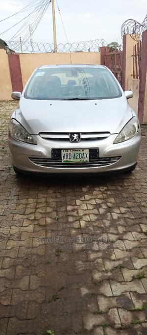 Peugeot 307 2008 Silver   Cars for sale in Abuja (FCT) State, Asokoro