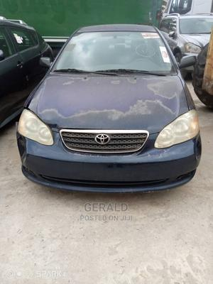 Toyota Corolla 2005 CE Blue   Cars for sale in Lagos State, Surulere