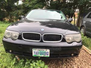 BMW 7 Series 2006 Black | Cars for sale in Abuja (FCT) State, Garki 2