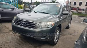 Toyota Highlander 2008 Sport Green   Cars for sale in Lagos State, Surulere
