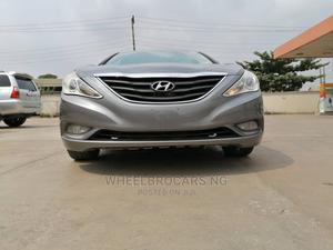 Hyundai Sonata 2013 Gray   Cars for sale in Lagos State, Ajah
