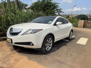 Acura ZDX 2010 Base AWD White | Cars for sale in Lagos State, Ifako-Ijaiye
