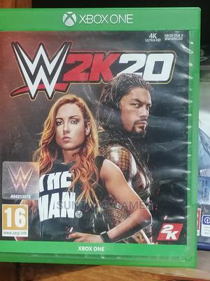 WWE 2K20 - Xbox One   Video Games for sale in Lagos State, Lagos Island (Eko)