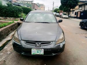 Honda Accord 2003 2.4 Automatic Gray | Cars for sale in Lagos State, Ikeja