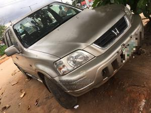 Honda CR-V 2000 2.0 Automatic Gold | Cars for sale in Lagos State, Ikeja