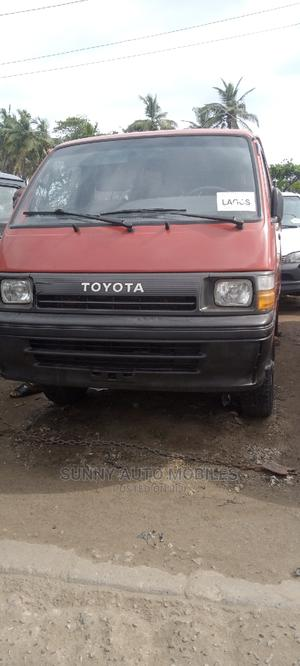 Computer Hiace Big Bumber | Buses & Microbuses for sale in Lagos State, Apapa