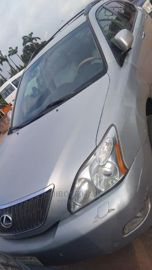 Lexus RX 2005 330 Silver | Cars for sale in Lagos State, Abule Egba