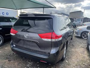 Toyota Sienna 2011 XLE 7 Passenger Gray | Cars for sale in Lagos State, Ojodu