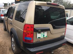 Land Rover Lr3 2005 SE Gold | Cars for sale in Lagos State, Ikeja
