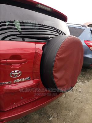 Toyota RAV4 2008 Red   Cars for sale in Rivers State, Port-Harcourt