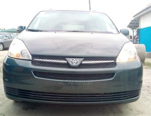 Toyota Sienna 2004 Green | Cars for sale in Lagos State, Ajah