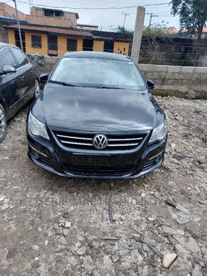 Volkswagen Passat 2010 1.8 TSI Highline Black   Cars for sale in Lagos State, Surulere
