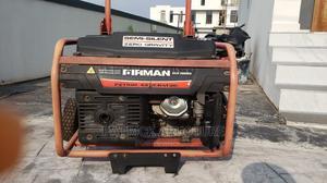 Firman ECO 8990ES 8kva Generator | Home Appliances for sale in Lagos State, Lekki