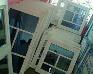 Quality Casement Window With Burglary | Windows for sale in Rivers State, Port-Harcourt