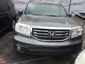 Honda Pilot 2012 EX 4dr SUV (3.5L 6cyl 5A) Gray | Cars for sale in Lagos State, Lekki