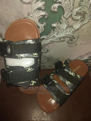 Original Chanel Double Buckle | Shoes for sale in Lagos State, Ejigbo