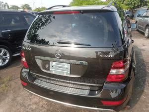 Mercedes-Benz M Class 2011 ML 350 4Matic Brown   Cars for sale in Lagos State, Apapa