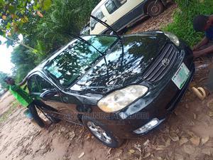 Toyota Corolla 2003 Sedan Automatic Black | Cars for sale in Ogun State, Ilaro