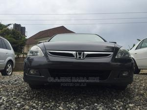 Honda Accord 2007 2.4 Gray   Cars for sale in Abuja (FCT) State, Gwarinpa