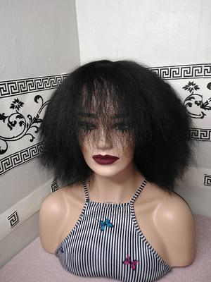 Natural Kinky Wig   Hair Beauty for sale in Lagos State, Gbagada