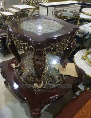 Royal Center Table With Side Stools   Furniture for sale in Rivers State, Port-Harcourt