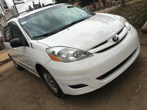 Toyota Sienna 2008 LE AWD White | Cars for sale in Lagos State, Ikeja