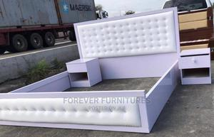 Bed Frame and Side Bed   Furniture for sale in Lagos State, Isolo