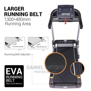 4hp Techno Fitness Treadmill | Sports Equipment for sale in Rivers State, Port-Harcourt