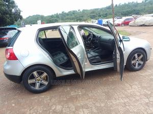 Volkswagen Golf 2008 Silver   Cars for sale in Abuja (FCT) State, Lokogoma