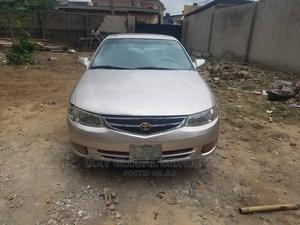 Toyota Solara 2001 2.2 Coupe Gold | Cars for sale in Lagos State, Alimosho