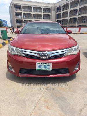 Toyota Camry 2012 Red | Cars for sale in Abuja (FCT) State, Wuse 2