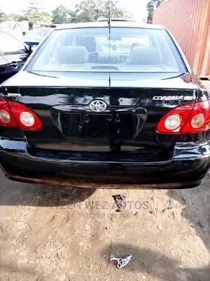 Toyota Corolla 2006 Black | Cars for sale in Lagos State, Amuwo-Odofin