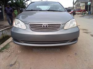 Toyota Corolla 2004 Sedan Automatic Green | Cars for sale in Lagos State, Isolo