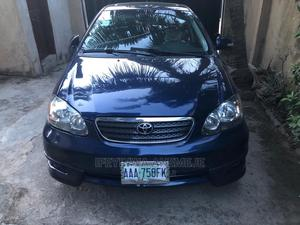 Toyota Corolla 2007 S Blue | Cars for sale in Lagos State, Kosofe