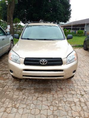 Toyota RAV4 2007 2.0 4x4 Gold | Cars for sale in Abuja (FCT) State, Lokogoma
