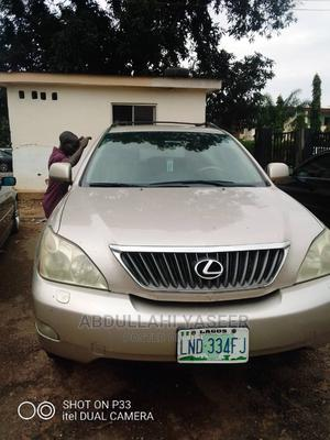 Lexus RX 2008 Gold | Cars for sale in Abuja (FCT) State, Central Business District