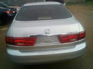 Honda Accord 2005 2.0 Comfort Automatic Silver | Cars for sale in Niger State, Suleja