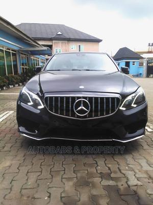 Mercedes-Benz E350 2015 Black | Cars for sale in Lagos State, Ipaja