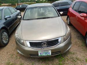 Honda Accord 2008 2.0 Comfort Brown | Cars for sale in Abuja (FCT) State, Lokogoma