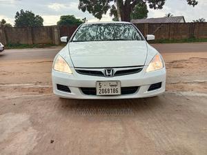 Honda Accord 2007 2.0 Comfort Automatic White | Cars for sale in Kaduna State, Kaduna / Kaduna State