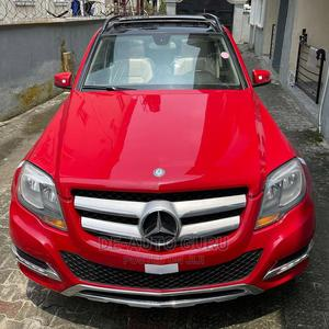 Mercedes-Benz GLK-Class 2015 Red | Cars for sale in Lagos State, Lekki