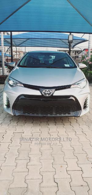 Toyota Corolla 2017 Silver | Cars for sale in Lagos State, Lekki