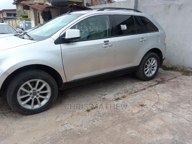 Ford Edge 2008 Silver | Cars for sale in Amuwo-Odofin, Lagos State, Nigeria