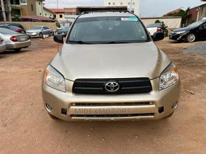 Toyota RAV4 2007 2.0 4x4 Gold | Cars for sale in Lagos State, Ikeja