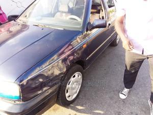 Volkswagen Golf 1999 1.9 TDi Variant Blue | Cars for sale in Lagos State, Ikeja