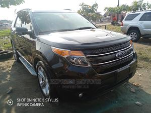 Ford Explorer 2015 Black   Cars for sale in Lagos State, Apapa